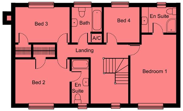 The Oak (23) First Floor