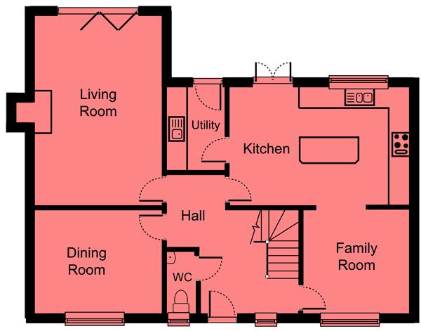 The Oak (22) Ground Floor