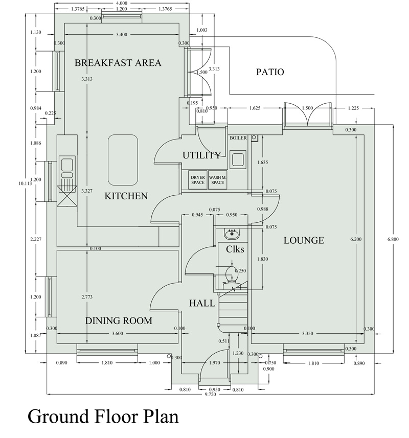 New Home Meadowside Ground Floor