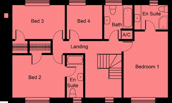 The Oak (22) First Floor